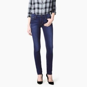 Joe's Jeans Zoe Cigarette Fit Straight Leg Jeans